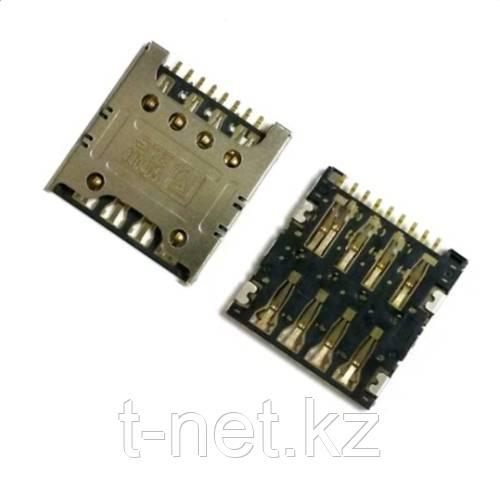 Сим коннектор LG D335