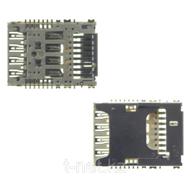 Сим коннектор LG D690/G3 STYLUS