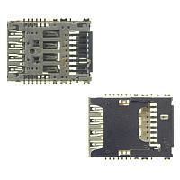 Сим коннектор  LG G3 D855