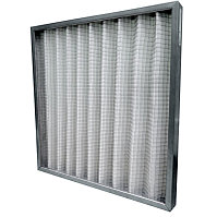 Фильтр вентиляционный гофрированный ТОВ ГХ G3, фото 1
