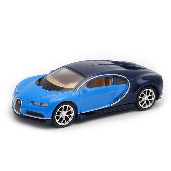 1/34 Welly Металлическая модель Bugatti Chiron