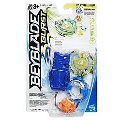 Hasbro Bey Blade Burst Волчок с пусковым устройством Бейблэйд Quetziko Q2 D24/TD04