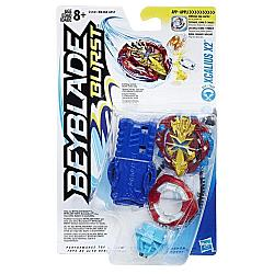 Hasbro Bey Blade Burst Волчок с пусковым устройством Бейблэйд Xcalius X2 D19/TA08