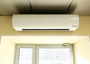 Воздушно-тепловая завеса Тепломаш КЭВ-6П3232E Оптима (метровая; с электрическим нагревателем), фото 2