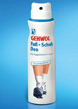 Дезодорант для ног и обуви Fub+Schuh Deo 150 мл.