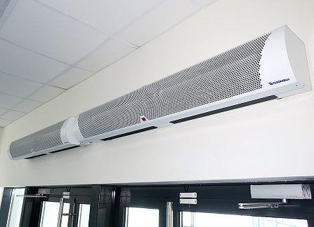Воздушно-тепловая завеса Тепломаш КЭВ-24П3041Е Комфорт (2-х метровая, с электрическим нагревателем), фото 2