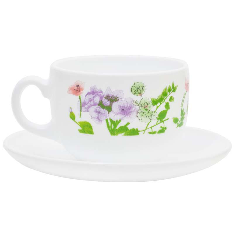 Чайный набор на 2 персоны Luminarc Mabelle, 220 мл