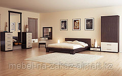 Модульная спальня Ника-Люкс на заказ, фото 3
