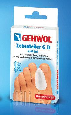 Гель-корректор GD (защита при натертостях и мозолях) 1-ый большой палец, (средний размер) 3 шт.