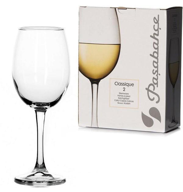 Набор бокалов для вина Pasabahce Classique 630 мл (2 шт)
