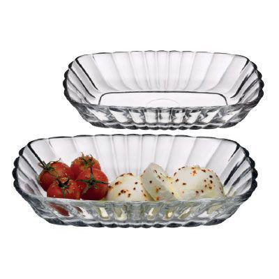 Набор салатников Pasabahce Mezze 16х10см (2шт)