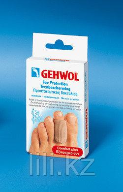 Гель-колпачок из трикотажа и геля полимера (защита от мозолей по всей поверхности пальца) 1 шт.