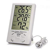 Цифровой термометр с гигрометром TA-298