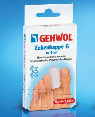 Гель-колпачки G (защита от мозолей на подушечках пальцев), маленький размер 2 шт.