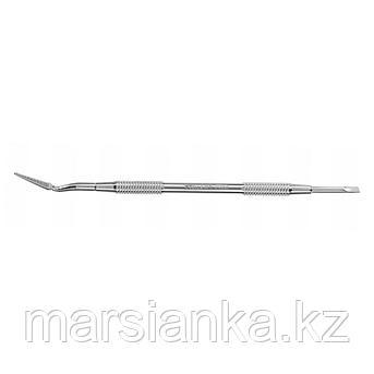 P7-30-01 (ЛВ-01ст) Лопатка педикюрная Staleks (пилка под наклоном+лопасть), фото 2