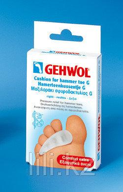 Гель-подушка под пальцы G (защита от мозолей у основания пальцев), левая сторона 1 шт.