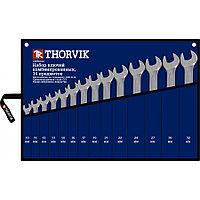 CWS0014 Набор ключей гаечных комбинированных в сумке, 10-32 мм, 14 предметов, фото 1