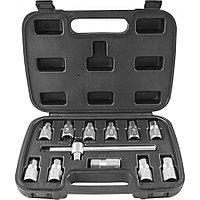 Набор приспособлений для откручивания масляных пробок, 12 предметов AODTS12
