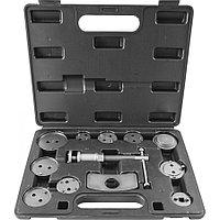 Приспособление для возврата поршней цилиндров дисковых тормозов в наборе, 12 предметов ACPTK12