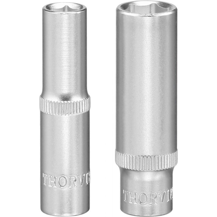 """Головка торцевая глубокая 1/4""""DR, 9 мм FS11409"""