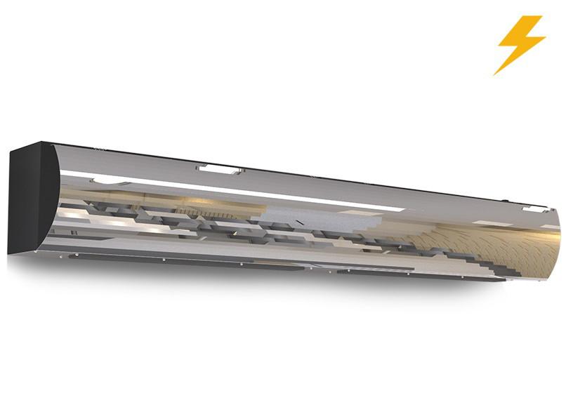 Воздушно-тепловая завеса Тепломаш КЭВ-8П1063E Бриллиант (1,5 метровая; с электрическим нагревателем)
