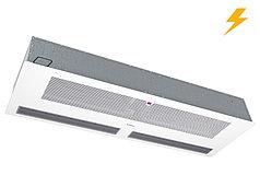 Воздушно-тепловая завеса Тепломаш КЭВ-12П3081E Потолочная (1,5 метровая; с электрическим нагревателем)