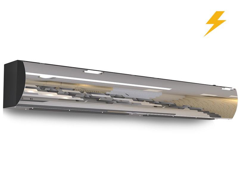 Воздушно-тепловая завеса Тепломаш КЭВ-9П2023Е Бриллиант (1,5 метровая; с электрическим нагревателем)