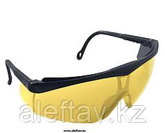 Защитные высокопрочные очки Amber Nautilus