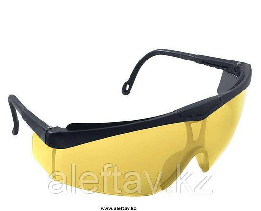 Защитные высокопрочные очки Amber Nautilus, фото 2