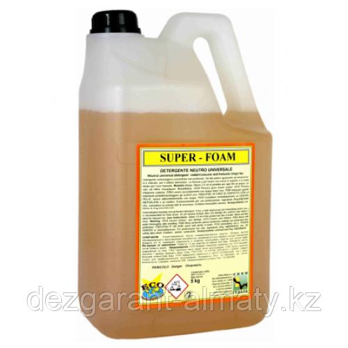 Очиститель для пищевого производства Chem-Italia Super Foam