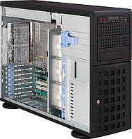 Supermicro CSE-733T-500/X11SSl-F/E3 1220/2x 1TB SATA/500W PS, фото 2