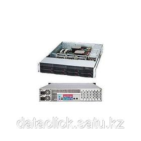 Supermicro CSE 825TQ-R720/X10DRi/2xIntel E5 2609/32GB ECC DDR4/Raid 9260/6*300GB SAS2/2*720W PS