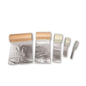 Поталь серебро в рулоне 2,5*5000 см CDO66AR12