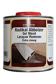 Экстра смывка гель 03031-ES Radikal Thick Wood Stripper 750 ml