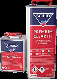 Лак Premium Clear HS 2:1 (7500 мл)