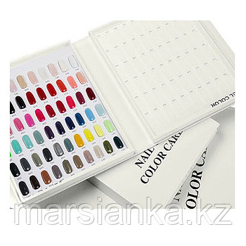 Палитра-книга для образцов, на 120 цветов