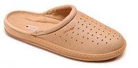 Кожаные ортопедические тапочки (профессиональная обувь)
