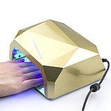 Лампа для гелевого маникюра Quick CCFL LED Nail 30Watt профессиональная, фото 4