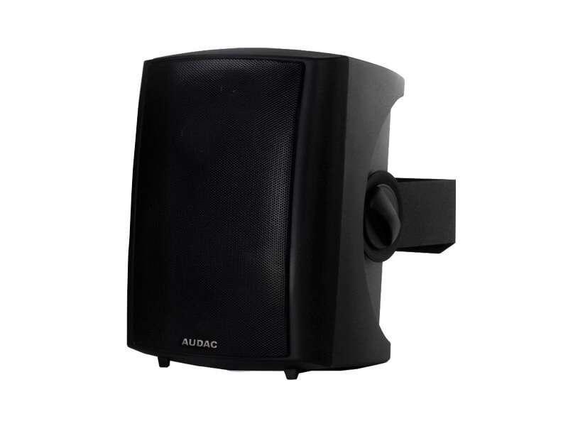 Активный стереокомплект 3-полосных акустических систем AUDAC LX523/B