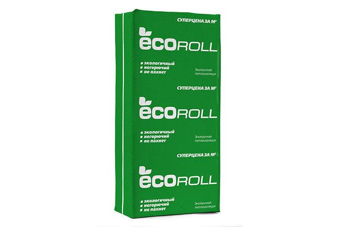 Упаковка теплоизоляции Knauf Экоролл TS 040 1000x610x50 10 шт, фото 2