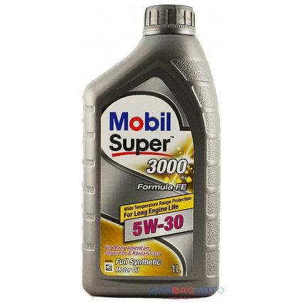 Моторное масло Mobil Super 3000 5W30 Formula FE 1L