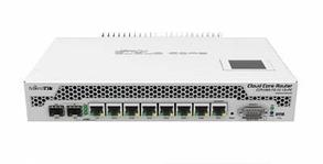Маршрутизатор Mikrotik Cloud Core Router CCR1009-7G-1C-1S+PC