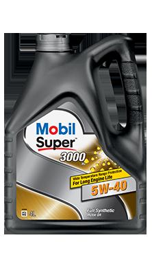 Mobil Super  3000  5W-40 4L