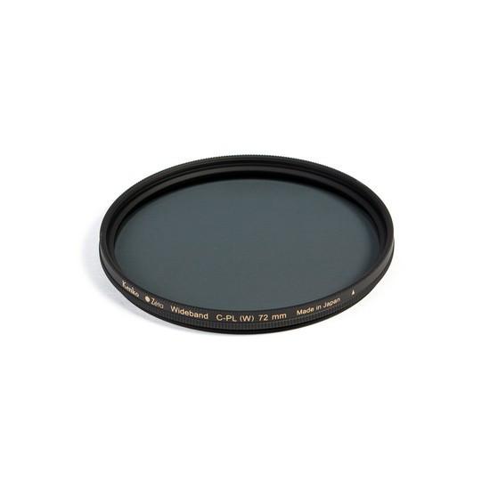 Фильтр для объектива Kenko 72S ZETA C-PL Поляризационный (CPL) Серия ZETA 72 мм Чёрный