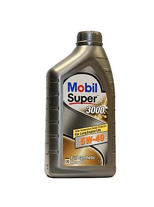 Моторное масло Mobil Super 3000 5W-40 1L