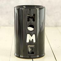 Аромалампа керамика HOME МИКС 10,5х9х9 см, фото 1