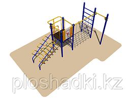 Спортивное оборудование Romana, турник, шведская стенка,стойки, лестницы, металл