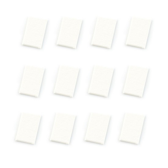 Противозапотевающие вкладыши для GoPro Deluxe DLGP-86 Hero 4/3+/3/2 12 штук в комплекте