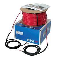 Кабель нагревательный одножильный DEVIbasic DSIG -20,110