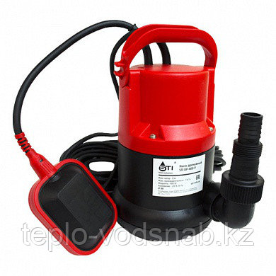 Насос дренажный для грязной воды STI UP-400 P